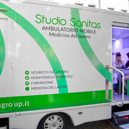 Medicina del Lavoro Brescia , Studio Sanitas
